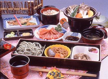 定食「桜」 2100円