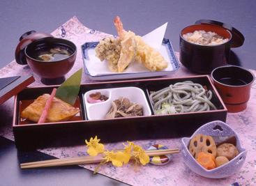 定食「松」 1,404円