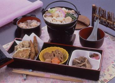 ほうとう定食 1,080円